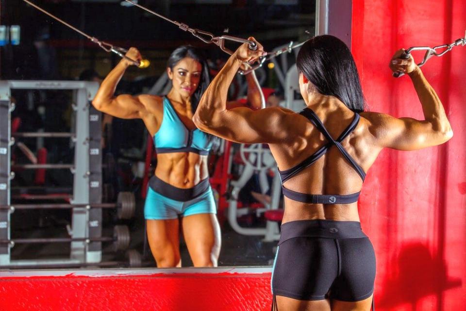 Masa musculară