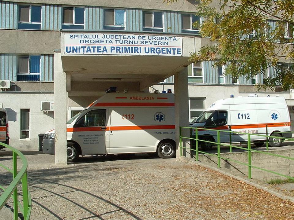La Spitalul Județean de Urgență Drobeta-Turnu Severin, 4 pacienți au decedat din cauza unei infecții nosocomiale. Foto: spitjudseverin.ro