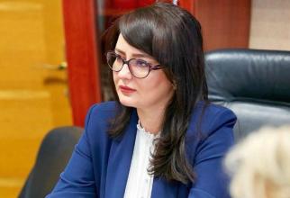 Adriana Cotel tocmai ce a fost demisă din funcția de președinte al CNAS