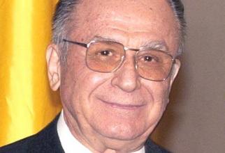 Fostul președinte Ion Iliescu