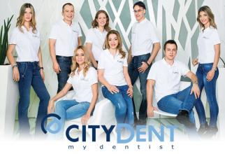 Echipa de medici stomatologi de la CityDent