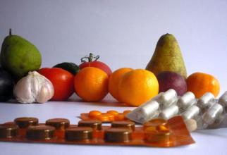 Unele vitamine sunt mai bune dacă le obții din alimente