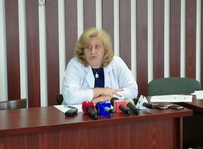 Dr Adela Golea a anunțat că nu va contesta demisia și că demisionează și se retrage. Foto: Ziua de Cluj