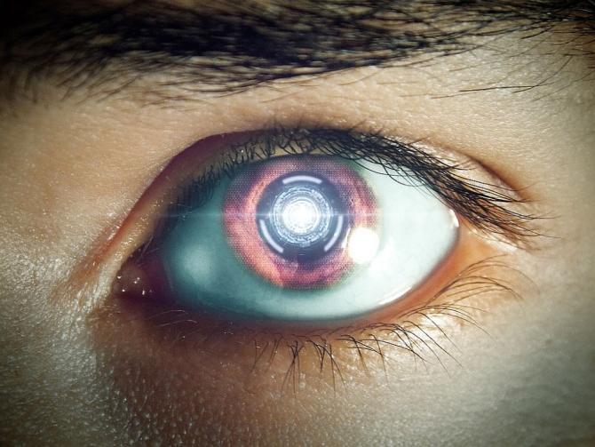 Ochii pot fi afectați