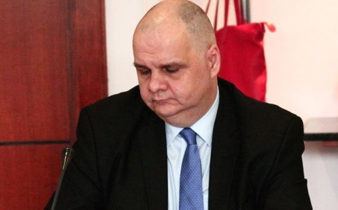 Florin Buicu, președintele comisiei de sănătate a Camerei Deputaților  FOTO DC Media Group