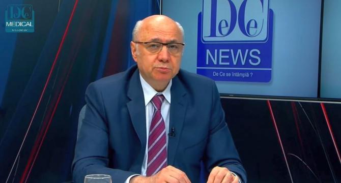 Prof.dr. Irinel Popescu. Foto: DC Medical