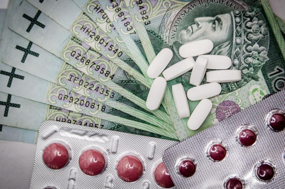 Bani, medicamente