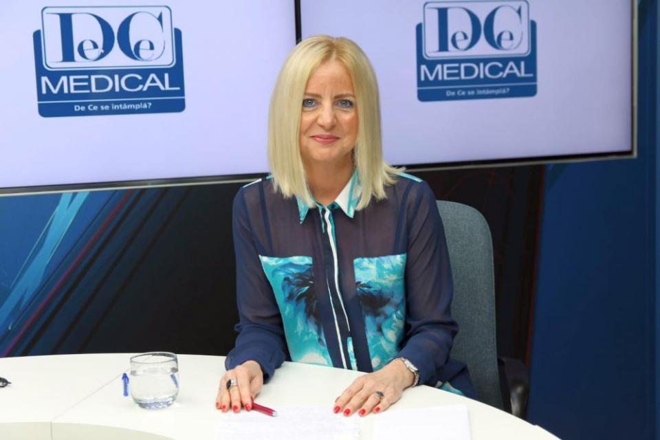 Dr Anca Hâncu, medic nutriționist