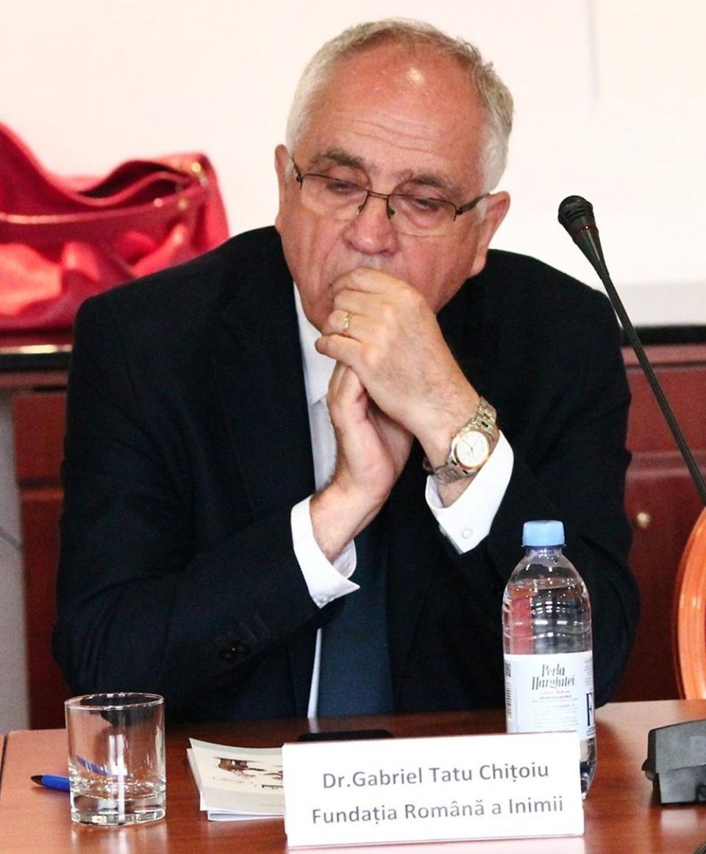 Dr Gabriel Tatu-Chițoiu