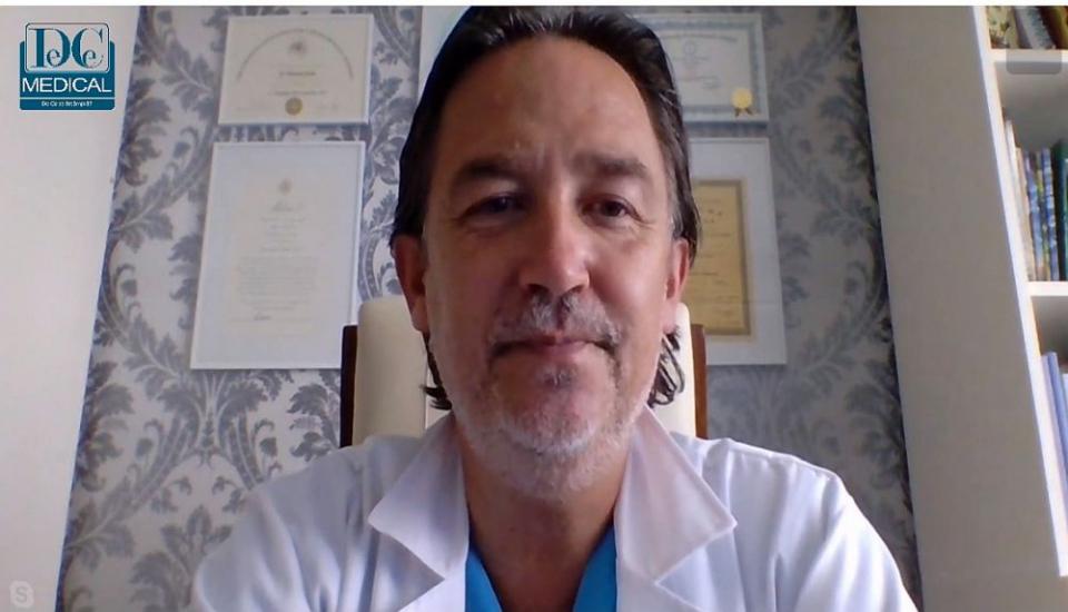Prof dr Horațiu Suciu     FOTO: DC Medical