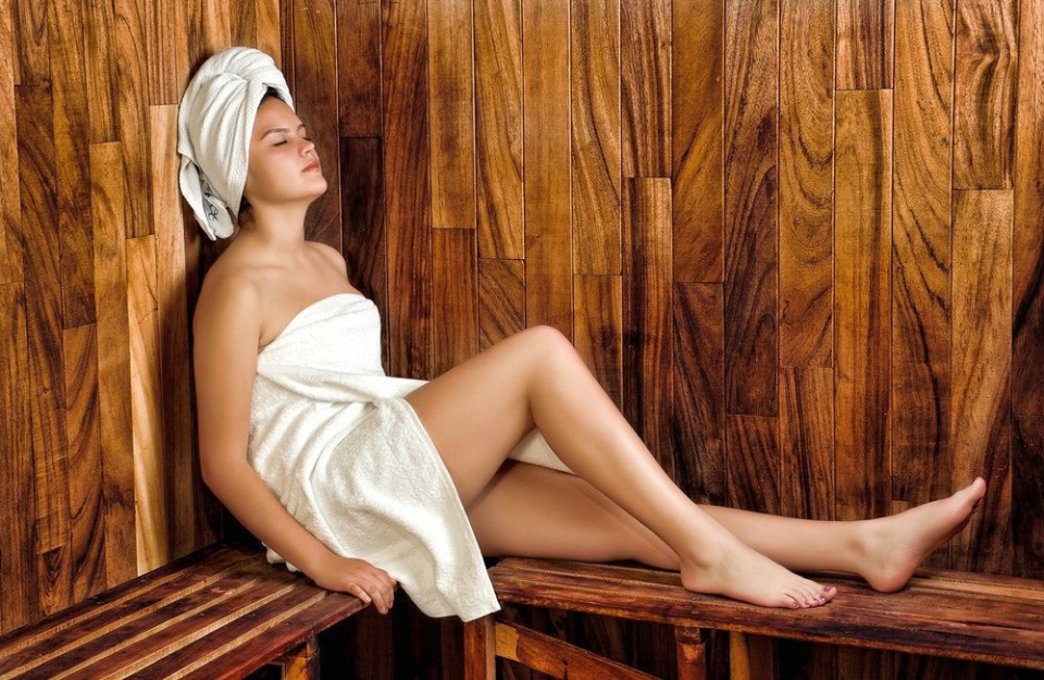 Mersul la saună e ca și cum ai face un exercițiu fizic moderat