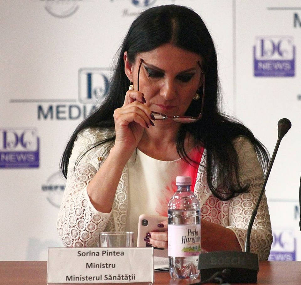 Ministrul Sănătății, Sorina Pintea, a prezentat în exclusivitate draftul Legii prevenției