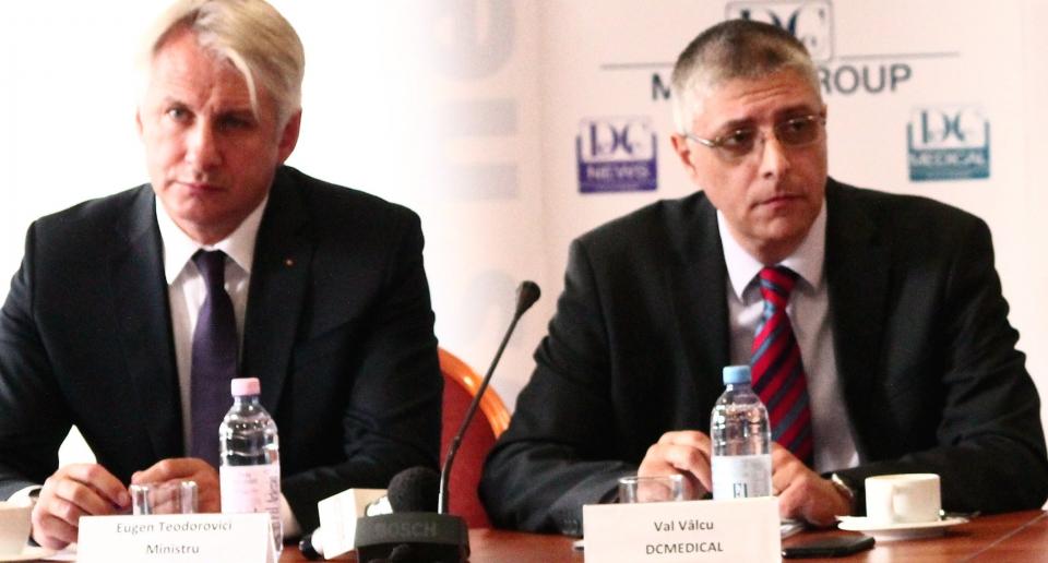 Ministrul Finanțelor la dezbaterea DC Media Group
