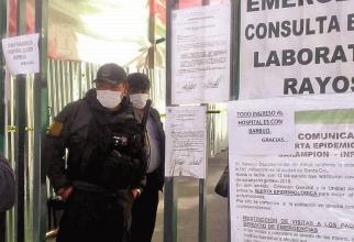 Autoritățile din Bolivia sunt în alertă după ce un medic a murit din cauza unei boli necunoscute, și alte 5 persoane sunt internate. Foto: paginasiete.bo