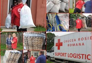 DE 143 de ani, Crucea Roșie este alături de românii care au nevoie. Foto: Crucea Roșie Română/Facebook
