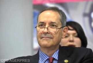 Prof dr Francis Delmonico. Foto: Agerpres