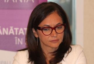 Mirela Jordan, CEO Pfizer România  FOTO: DC Media Group