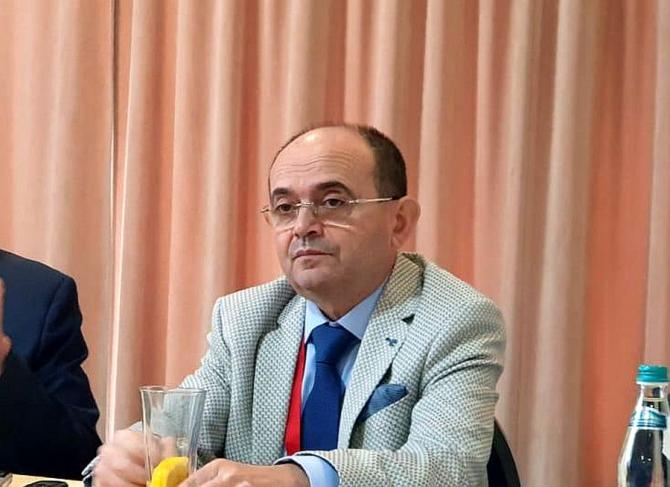 Prof dr Dafin Mureșanu, președintele Federației Europene a Societăților de Neuroreabilitare