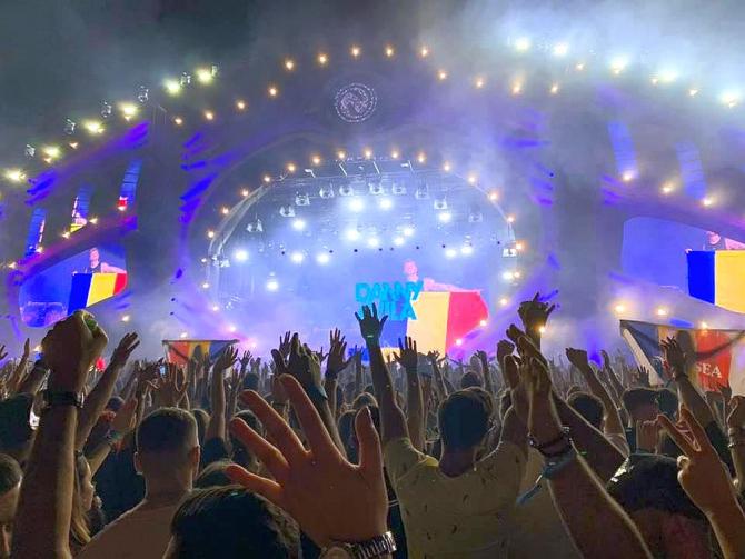 Festivalul Neversea continuă. Foto. Cătălin Chivulescu