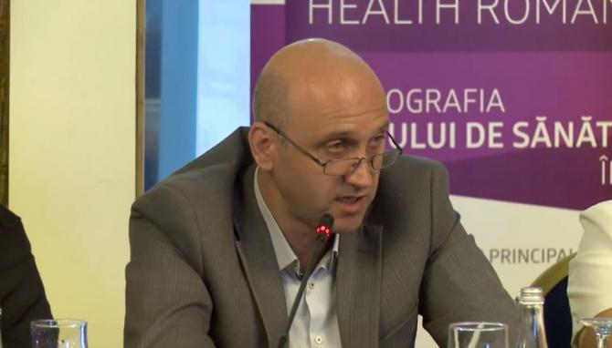 Paul Radu, Market Access & Government Affairs Director la Roche. Foto: DC Medical