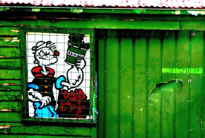 Desenele animate cu Popeye Marinarul