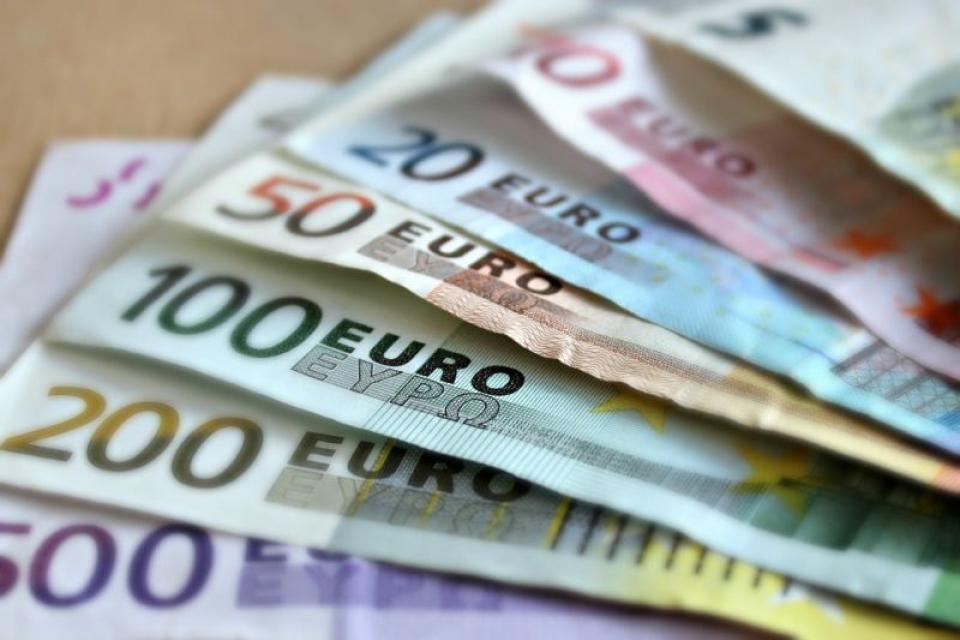 Euro    FOTO: Pixabay