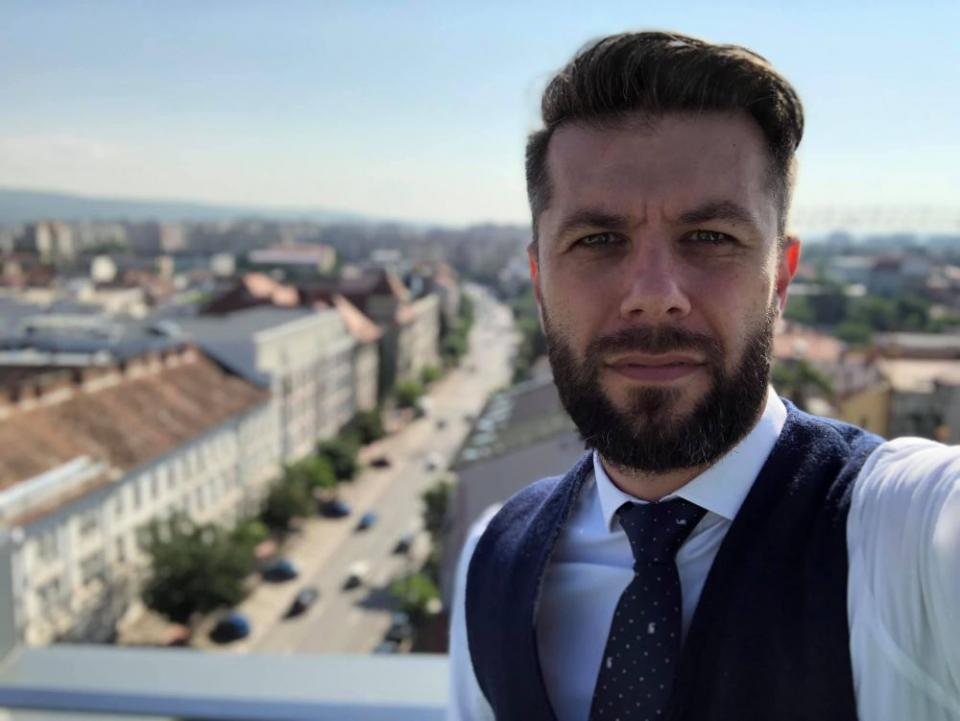 Daniel Osmanovici. Foto: Facebook