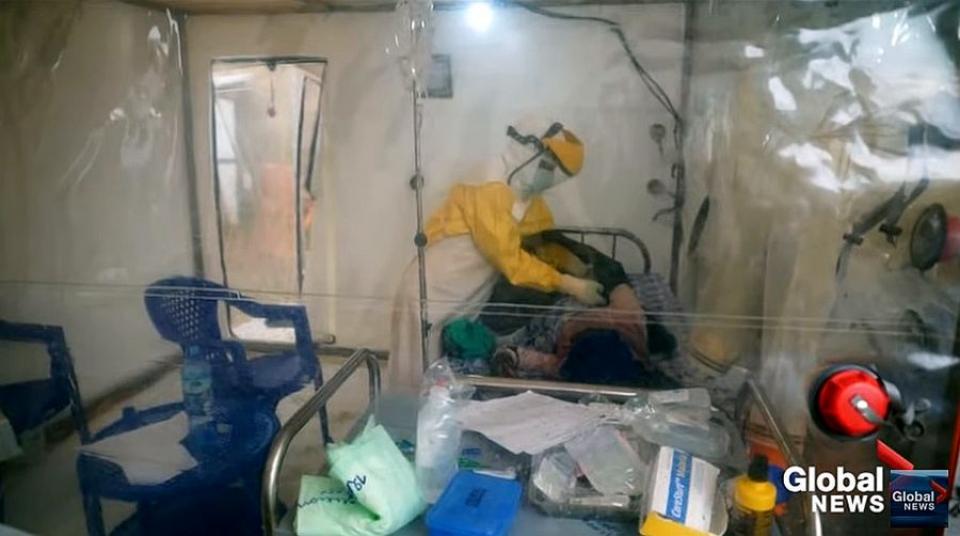 Al doilea deces din cauza Ebola a fost înregistrat în Goma, RD Congo. Foto: Global News