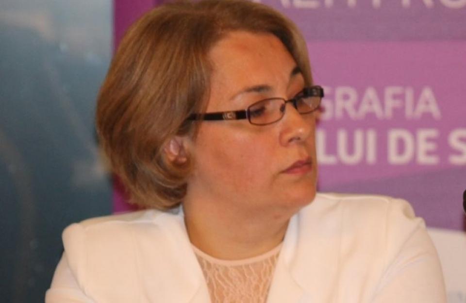 Georgiana Marian de la ANtibiotice SA Iași  FOTO: Dc Media Group