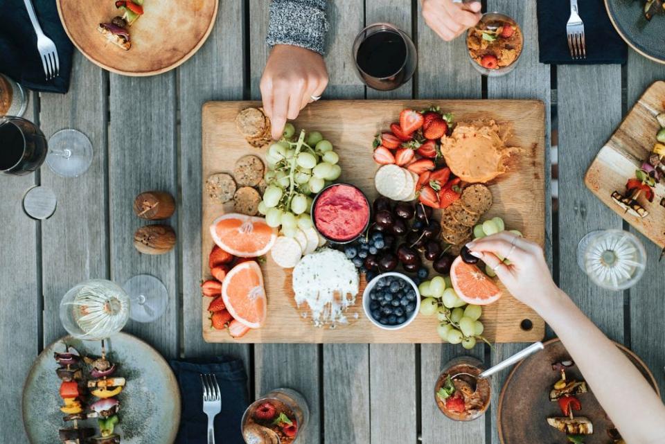 Meniul pentru o inimă sănătoasă conține anumite alimente