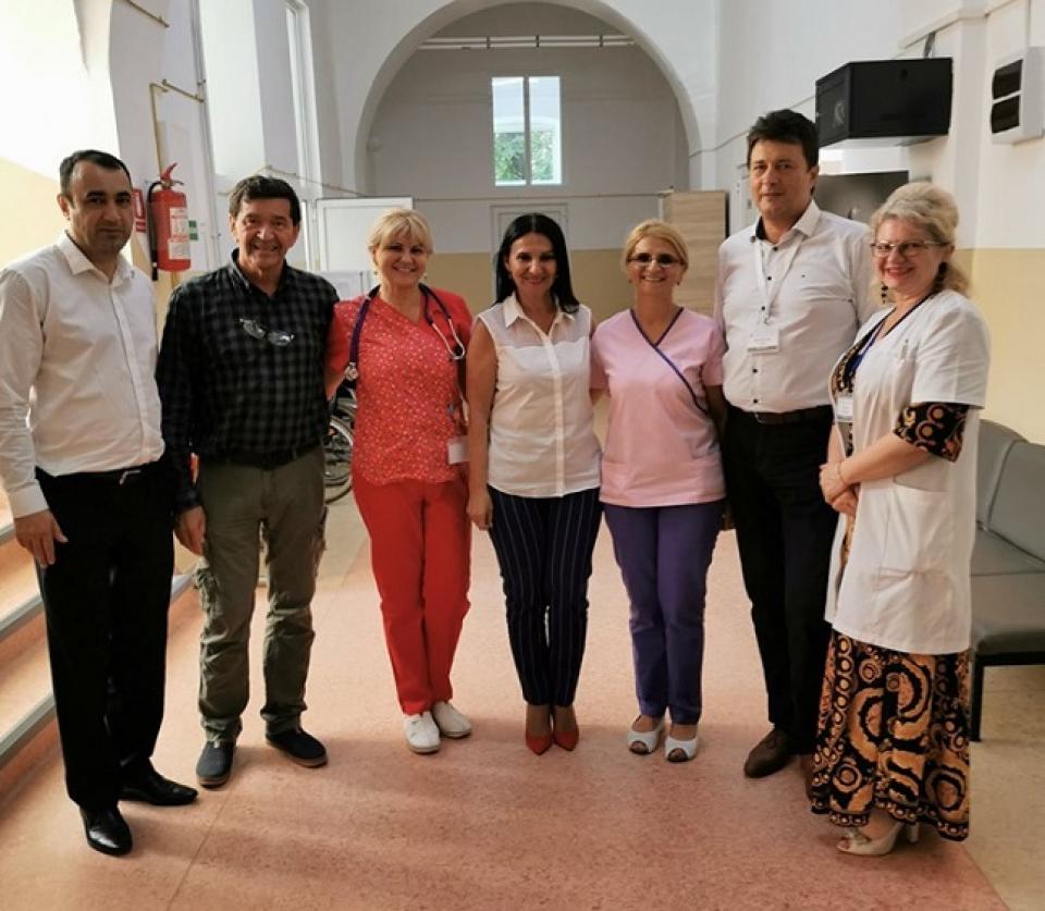 Spitalul din Sighet va avea RMN