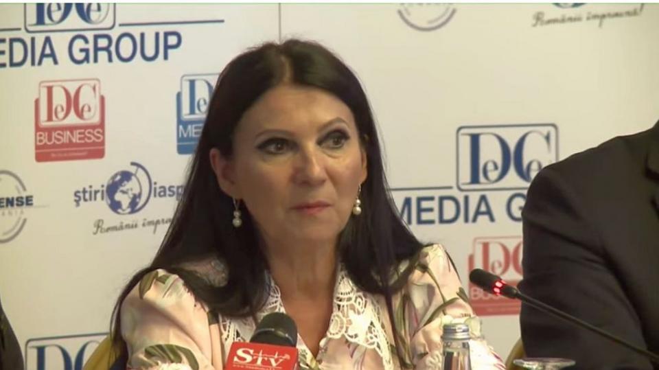 Ministrul Sănătății, Sorina Pintea. Foto: DC MEDICAL