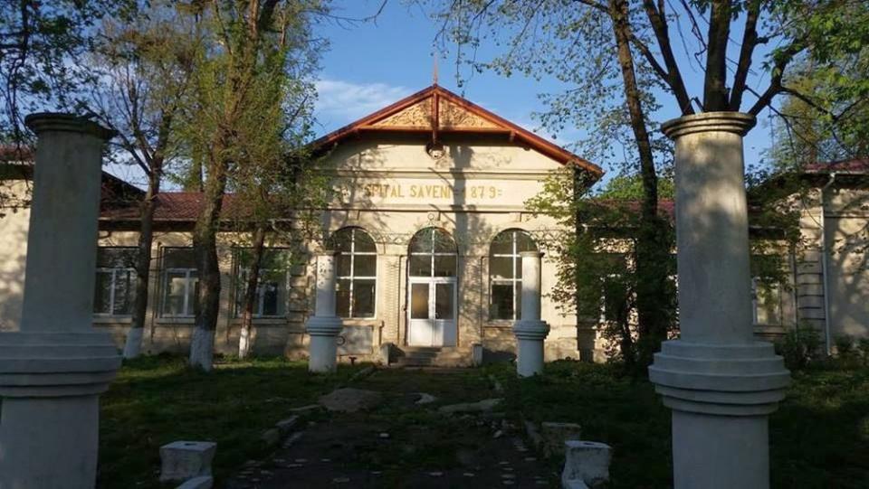 Tragedia s-a petrecut la Spitalul din Săveni. Foto: BotosaniNews.ro