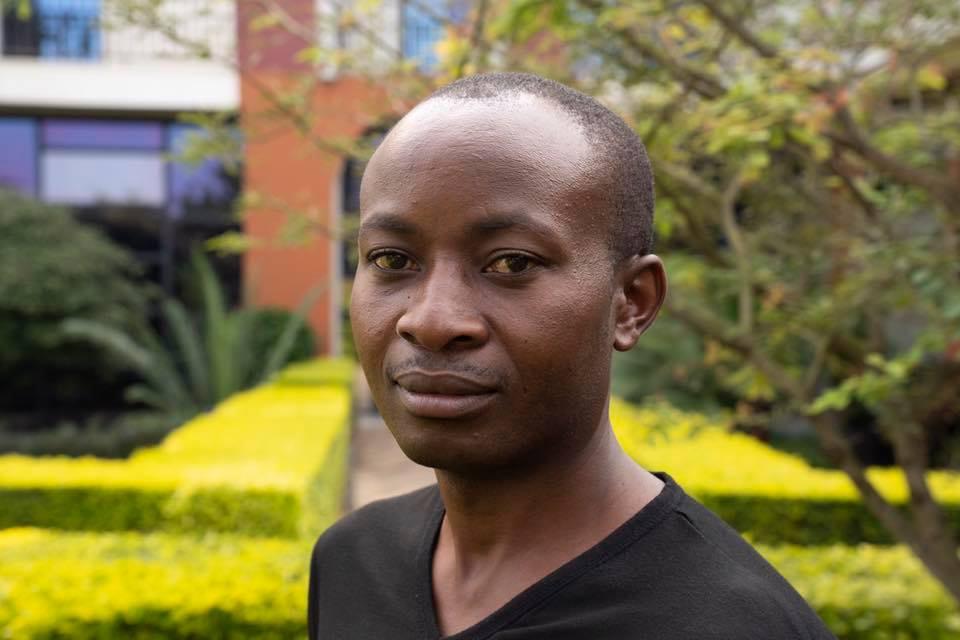 Maurice Kakule Mutsunga  FOTO: WHO/C. Black