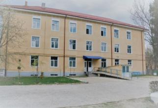 Spitalul din Bălcești  FOTO: curierul.ro
