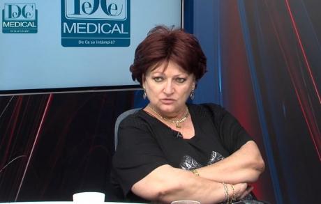 Prof Dr Monica Pop. Foto: DC Medical