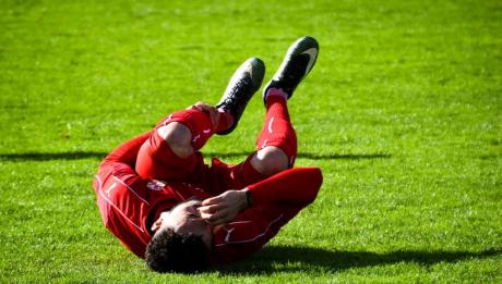 Sportivii fac crampe musculare de obicei când fac brusc un efort foarte mare