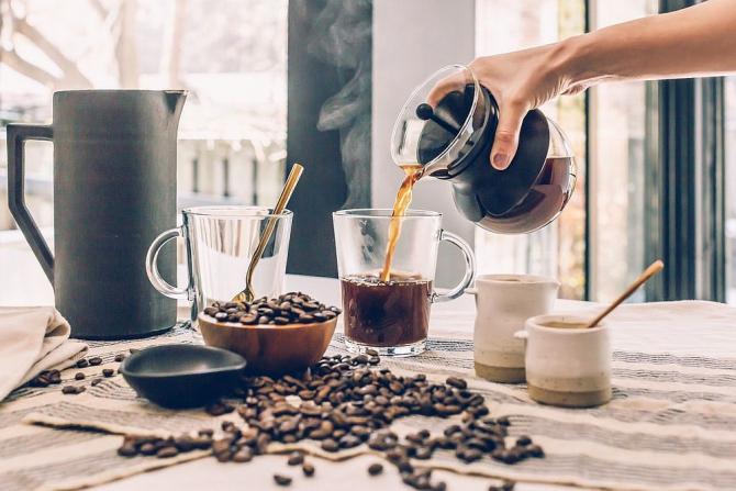Consumatori de cafea