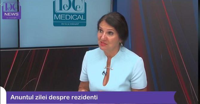 Sorina Pintea, anunțul zilei pentru rezidențiat