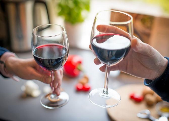 Vinul rosu si sanatatea inimii