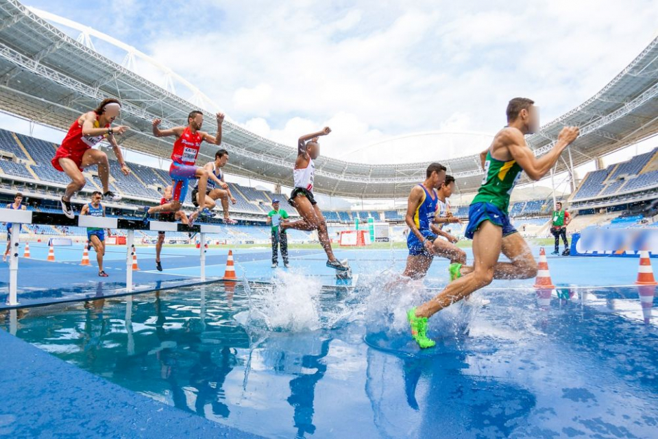 O mare dintre atleții care au participat la probele de anduranță e posibil să fi folosit o metodă de dopaj cu sânge