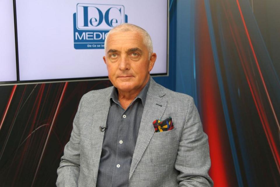 Dr George Mincu. Foto: DC Medical