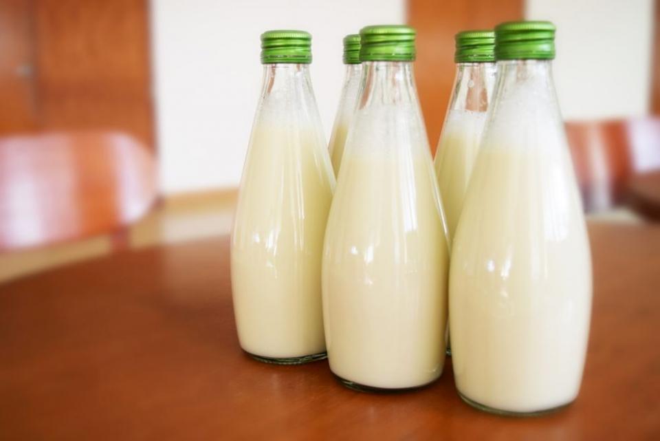 Laptele acru e mai bun pentru bărbați