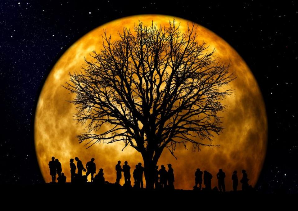 Luna, astru care încă trezește fascinația pământenilor  FOTO: pexels.com