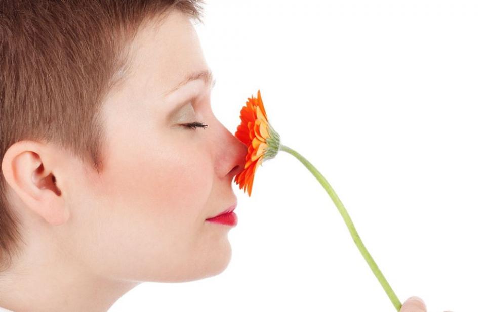 Pierderea mirosului