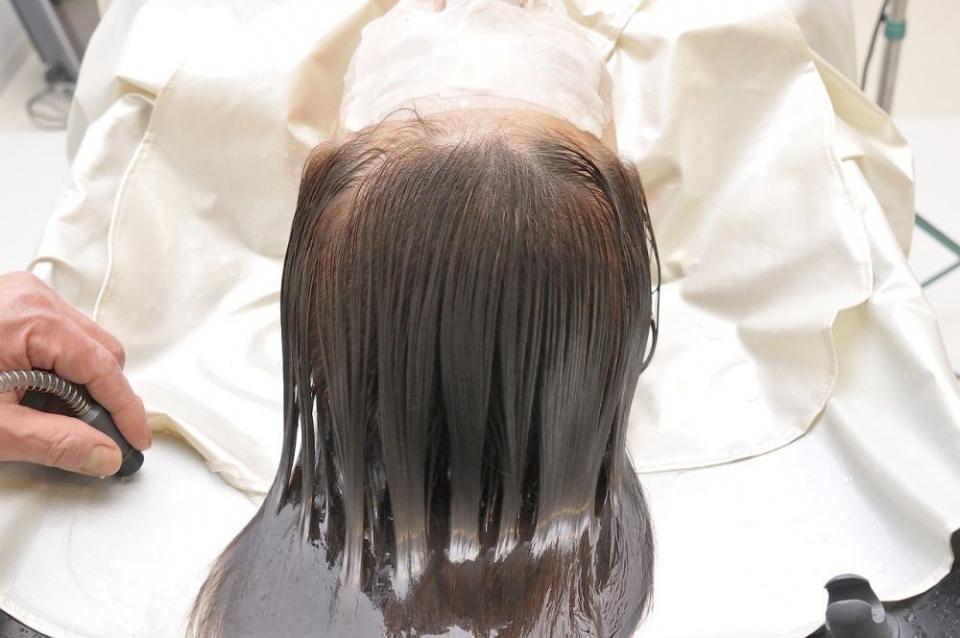 Vopseaua de păr
