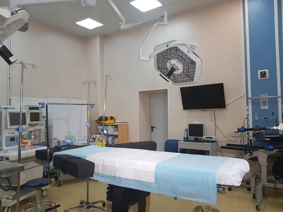 Ortopedia pediatrică a fost redeschisă după modernizare