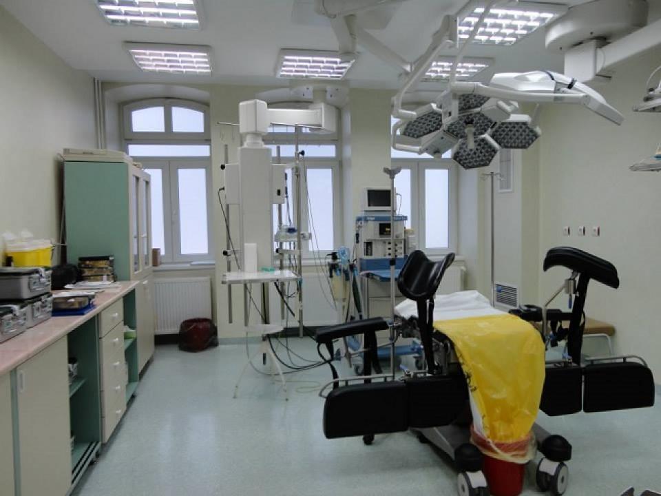 Sala de nașteri va fi închisă pentru igienizare     FOTO: facebook.com/pg/FilantropiaBucuresti/