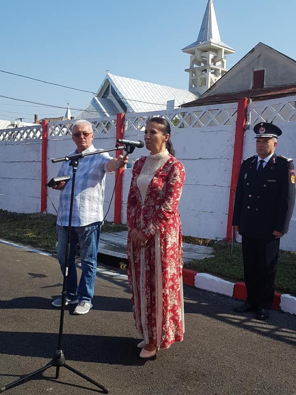 Stația SMURD Șomcuta Mare a fost inaugurată în prezența ministrului Sănătății, Sorina Pintea