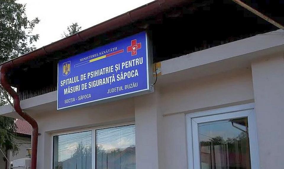 Spitalul de Psihiatrie Săpoca